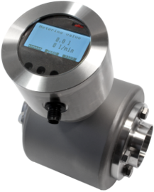 Электронный датчик потока воды, жидкости