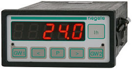 Управляющий процессор «PEZ» с цифровым счётчиком