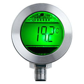 Температурный датчик Anderson-Negele с дисплеем MPU-LCD